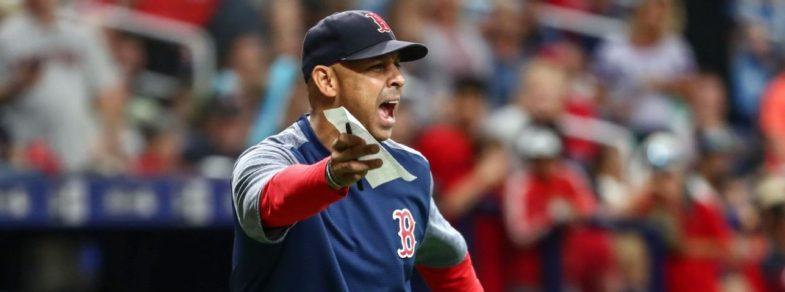 Alex Cora non è più il manager dei Red Sox