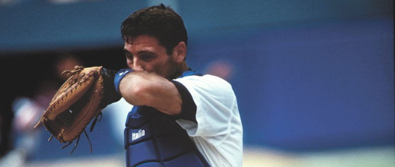 Gigi Carrozza alle Olimpiadi 1996