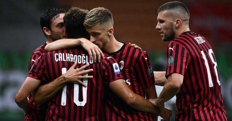 Il Milan 2019-2020