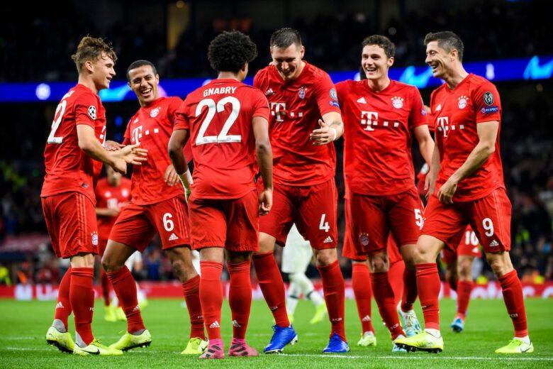 Bayern Monaco e Money League